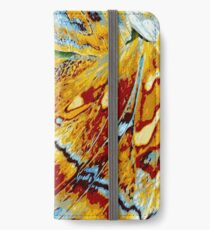 Kaleidoscope – impressionist iPhone Wallet/Case/Skin