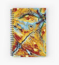 Kaleidoscope – impressionist Spiral Notebook