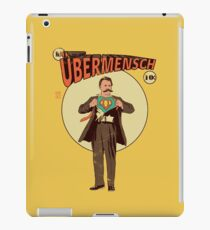 UberMensch iPad Case/Skin