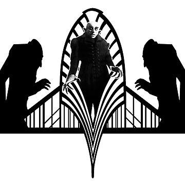 Nosferatu by OmerNaor316