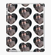 The Heart of the Kid Sherriff iPad Case/Skin