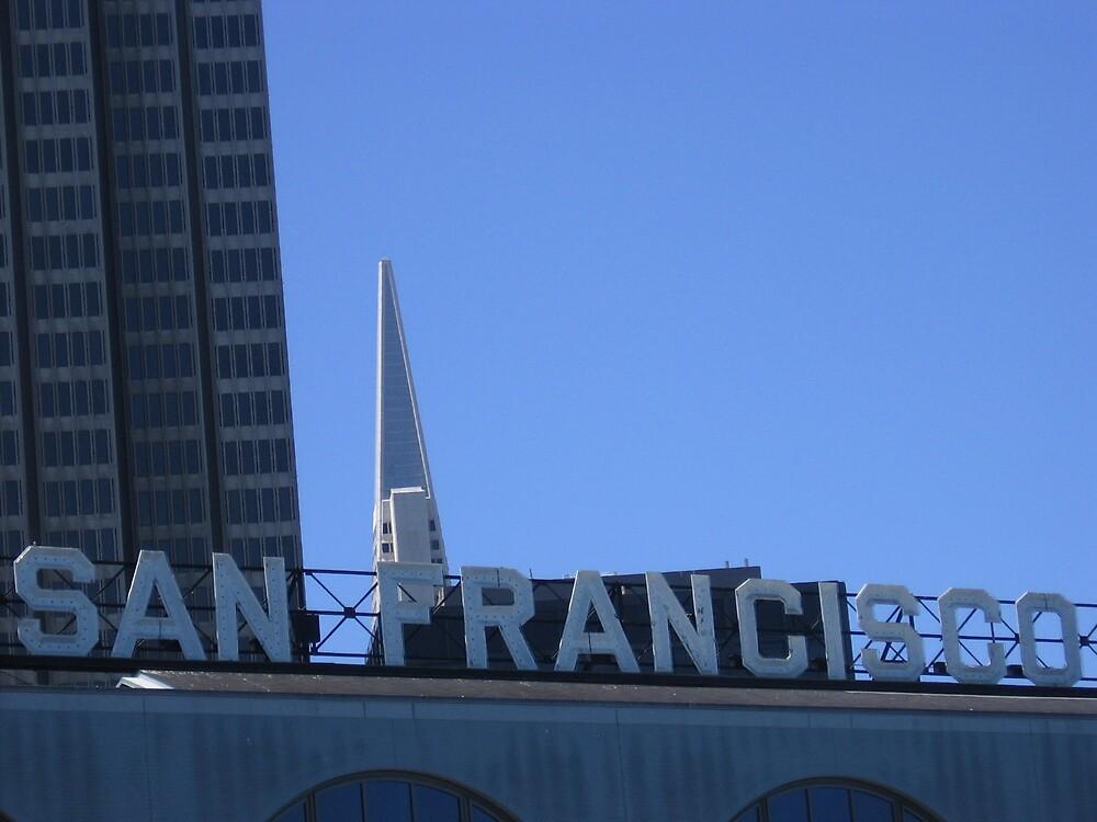 San Francisco by kaholst