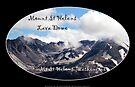 Mount St Helens lava dome 2 oval by Dawna Morton