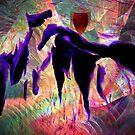Horses 13 by helene