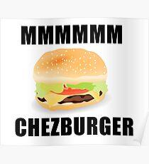 Roblox Mmm Chezburger Poster