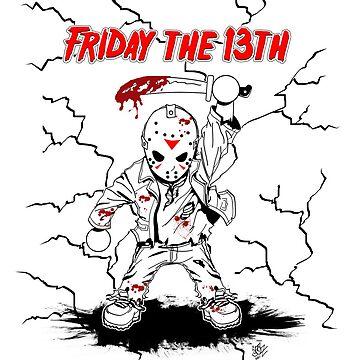 Lil Jason Vorhees de zombiegirl01