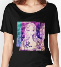 LILAS 2011-2015 portrait Women's Relaxed Fit T-Shirt