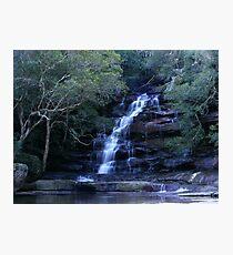 Somersby Falls Australia Photographic Print