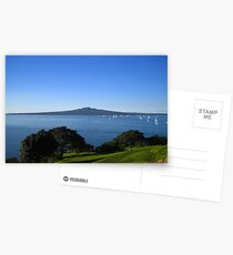 Rangitoto Postcards