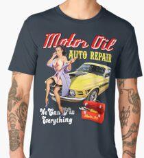 Motor Oil Men's Premium T-Shirt