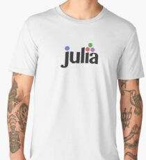 Julia Programming Language Men's Premium T-Shirt