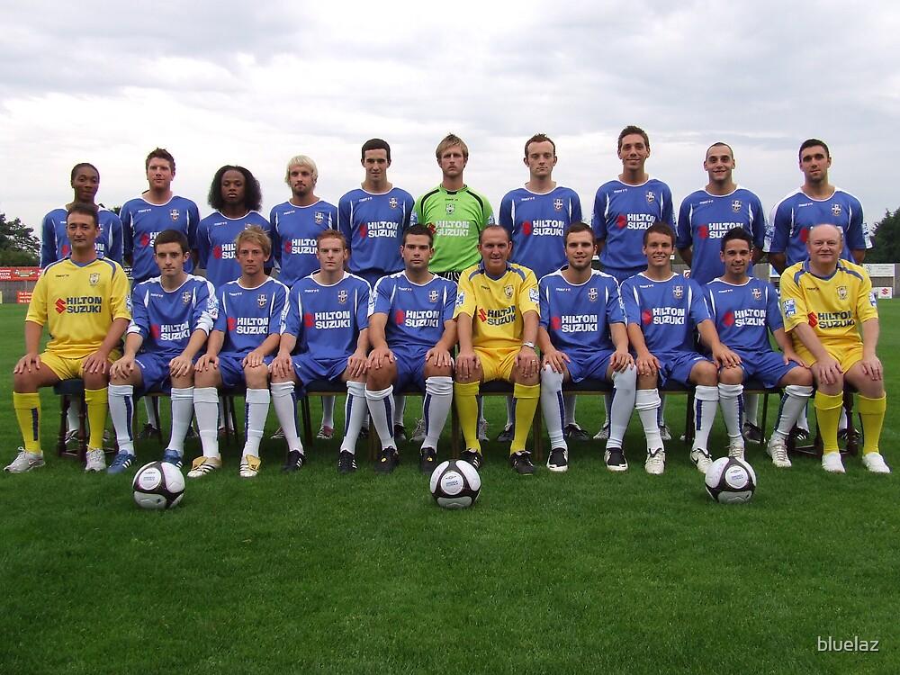 BSFC Team Photo 2008/09 season by bluelaz