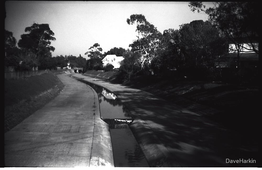 Elwood Canal by DaveHarkin