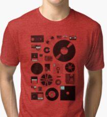Data Tri-blend T-Shirt