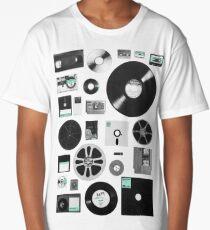Data Long T-Shirt