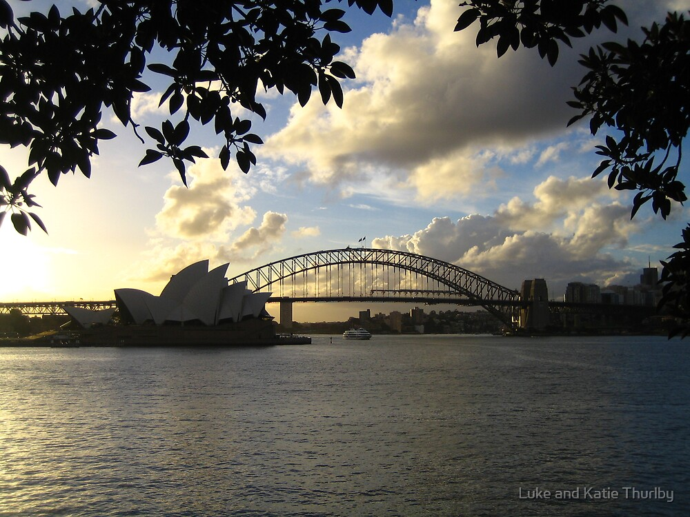 Sydney Opera House by Luke and Katie Thurlby