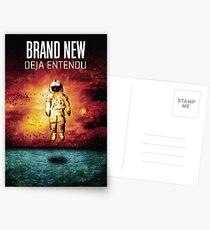 Brand New - Deja Entendu Postcards
