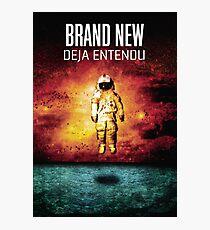 Brand New - Deja Entendu Photographic Print