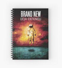 Brand New - Deja Entendu Spiral Notebook