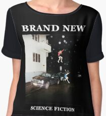 Brand New - Science Fiction Chiffon Top