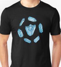 Blue Crystals T-Shirt