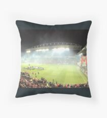 Toronto FC - BMO Field Throw Pillow