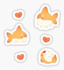 [Sharkies] Taco Stickers! Sticker