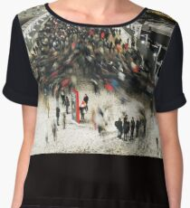 For the love of Arsenal. Women's Chiffon Top