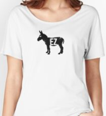 Easy Donkey!  Women's Relaxed Fit T-Shirt