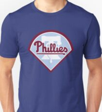 PHILADELPHIA PHILLIES Unisex T-Shirt