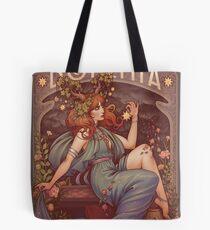 Art Nouveau BOHEMIA Tote Bag