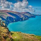 View to Lundy by vivsworld