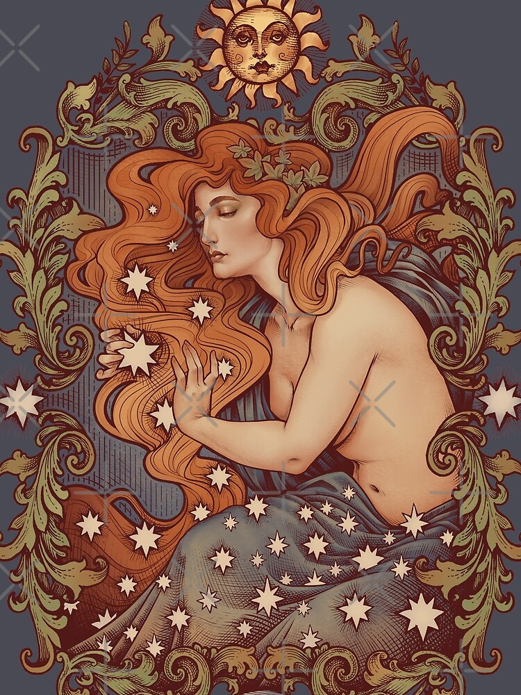 COSMIC LOVER - Color version by medusadollmaker