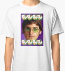 A groovy looking Louis Theroux Classic T-Shirt