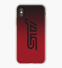 STI carbon fiber iPhone Case