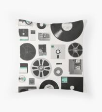 Data Throw Pillow