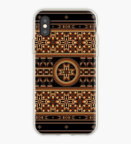 Mysteries of the Stars iPhone Case