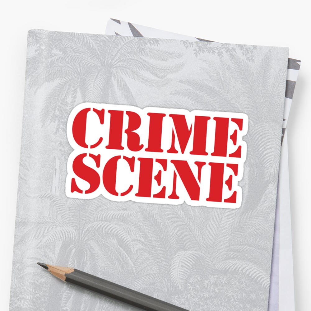 crime scene by wwwild