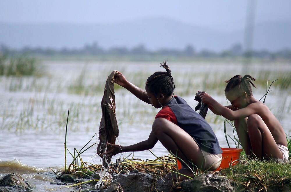 Lakeside Wash by pakman