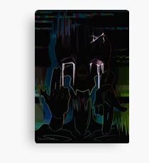 That feeling of constant dread Canvas Print