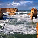 1724 Apostles National Park by Hans Kawitzki