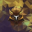 Omniknight Low Poly Art by giftmones