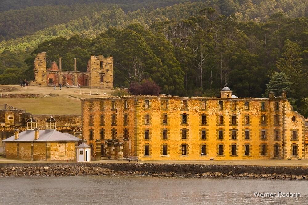 Port Arthur Historic Site by Werner Padarin