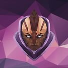 Antimage Low Poly Art by giftmones