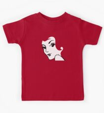 Miss Redhead [iPad / Phone cases / Prints / Clothing / Decor] Kids Tee