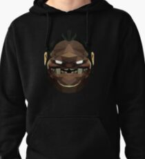 Pudge Low Poly Art Pullover Hoodie
