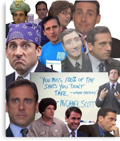 Michael Scott World's Best Boss by TyroDesign
