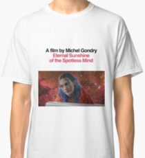 ETERNAL SUNSHINE OF THE SPOTLESS MIND // MICHEL GONDRY Classic T-Shirt