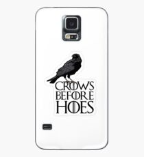 Crows before hoes - GoT Case/Skin for Samsung Galaxy