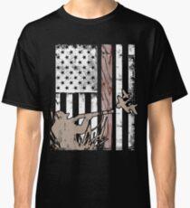 American water flow T-shirt Classic T-Shirt